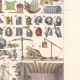 DÉTAILS 04 | Art Français - XIVème Siècle - Meubles - Armes