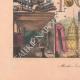 DÉTAILS 05   Art Français - XVème Siècle - Meubles - Armes - Architecture