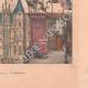 DÉTAILS 06   Art Français - XVème Siècle - Meubles - Armes - Architecture