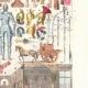 DÉTAILS 04   Art Français - XVème Siècle - Meubles - Armes - Architecture (Charles VIII - Louis XII)