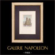 Catedral Notre-Dame de Paris - Nuestra Señora de París (Francia)