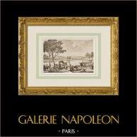 Entrevista de Napoleão I e Tsar Alexandre I da Rússia no Rio Neman (1807)