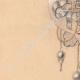 DÉTAILS 02 | Dessin Préparatoire - Joaillerie - Bijou N°190