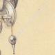 DÉTAILS 05   Dessin Préparatoire - Joaillerie - Bijou N°199
