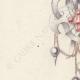 DÉTAILS 02   Dessin Préparatoire - Joaillerie - Bijou N°186