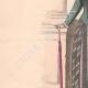 DÉTAILS 02   Gravure de Mode - Paris - La Couturière - 1888 - Modèle 299