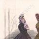 DÉTAILS 01 | Gravure de Mode - Paris - Maison Gagelin - Fathura - Fenella - Regina - Bluet - Spahis