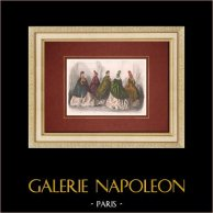Modedrucke - Paris - Maison Gagelin - Caprice - Speranza - Danilo - Incroyable - Guise
