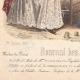 DÉTAILS 05 | Gravure de Mode - Paris - Mme Pelletier Vidal - Compagnie des Indes