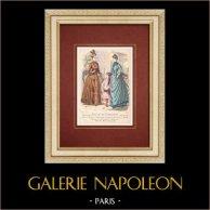 Modedrucke - Paris - Mme Turle - Lea Berger - Kahn Poivret
