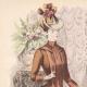DÉTAILS 01 | Gravure de Mode - Paris - Mme Turle - Lea Berger - Kahn Poivret