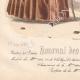 DÉTAILS 05 | Gravure de Mode - Paris - Mme Turle - Lea Berger - Kahn Poivret