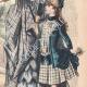 DÉTAILS 04 | Gravure de Mode - Paris - Melle Thirion - Mme Taskin - Lucy & Ligney