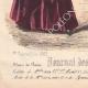 DÉTAILS 05 | Gravure de Mode - Paris - Melle Thirion - Mme Taskin - Lucy & Ligney