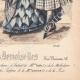 DÉTAILS 06 | Gravure de Mode - Paris - Melle Thirion - Mme Taskin - Lucy & Ligney