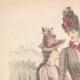 DÉTAILS 01 | Gravure de Mode - Paris - Mme Raybois - Mme Boucherie - Emma Guelle