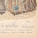DÉTAILS 06 | Gravure de Mode - Paris - Mme Raybois - Mme Boucherie - Emma Guelle