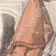 DÉTAILS 02 | Gravure de Mode - Paris - Musée des Familles - Novembre 1867