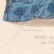 DÉTAILS 05 | Gravure de Mode - Paris - Musée des Familles - Janvier 1868