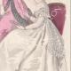 DÉTAILS 04 | Gravure de Mode - Paris - Musée des Familles - Novembre 1866