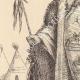 DÉTAILS 02   Chef Dakota - Sioux - Amérindien - Costume (Amérique du nord)