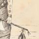 DÉTAILS 05 | Osage - Costume - Amérindien - Missouri - Oklahoma (États-Unis d'Amérique)