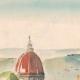 DÉTAILS 02 | Vue de Florence - Cathédrale Santa Maria del Fiore - Palazzo Vecchio - Toscane (Italie)