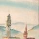 DÉTAILS 05 | Vue de Florence - Cathédrale Santa Maria del Fiore - Palazzo Vecchio - Toscane (Italie)