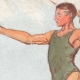 DÉTAILS 02   Nu Masculin - Athlétisme - Sport