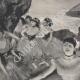 DÉTAILS 01 | Ballet - Danseuses - Danseuse Saluant (Edgas Degas)