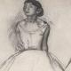DÉTAILS 02 | Ballet - Danseuses - Trois Danseuses (Edgas Degas)