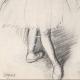 DÉTAILS 03 | Ballet - Danseuses - Trois Danseuses (Edgas Degas)