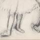 DÉTAILS 04 | Ballet - Danseuses - Trois Danseuses (Edgas Degas)