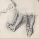 DÉTAILS 06 | Ballet - Danseuses - Trois Danseuses (Edgas Degas)