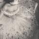 DÉTAILS 05   Ballet - Danseuses - Danseuse Verte (Edgas Degas)