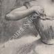 DÉTAILS 02   Ballet - Danseuses - Les Trois Danseuses Jaunes (Edgas Degas)