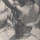 DÉTAILS 04   Ballet - Danseuses - Les Trois Danseuses Jaunes (Edgas Degas)