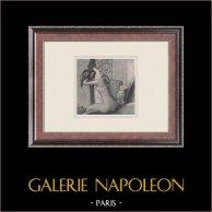 Nu Féminin - Après le Bain (Edgar Degas)