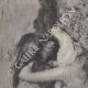 DÉTAILS 01 | Nu Féminin - Après le Bain (Edgar Degas)