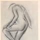 DÉTAILS 01   Nu Féminin - Quatre Etudes (Edgar Degas)