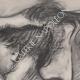 DÉTAILS 02   Nu Féminin - Femme se Coiffant (Edgar Degas)