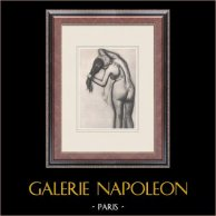 Nudo Femminile - Femme à la Toilette (Edgar Degas)
