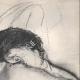 DÉTAILS 03 | Nu Féminin - Baigneuse s'Essuyant (Edgar Degas)