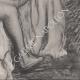 DETALLES 06 | Desnudo Femenino - Femme s'Essuyant (Edgar Degas)