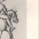 DÉTAILS 06 | Cavaliers (Edgar Degas)