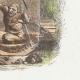 DÉTAILS 04   Fables de La Fontaine - La Mort et le Bucheron