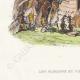DÉTAILS 02   Fables de La Fontaine - Les Frelons et les Mouches à Miel