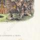DÉTAILS 04   Fables de La Fontaine - Les Frelons et les Mouches à Miel