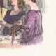 DÉTAILS 04 | Fables de La Fontaine - Testament Expliqué par Esope