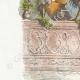 DÉTAILS 02 | Fables de La Fontaine - Le Paon se Plaignant à Junon